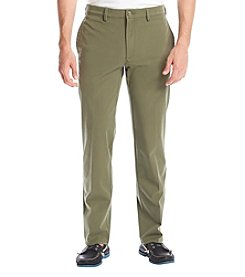 Savane Complete Comfort Stretch Straight Fit Flat Front Pant