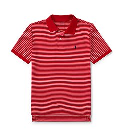 Polo Ralph Lauren® Boys' 2T-20 Performance Lisle Polo Shirt