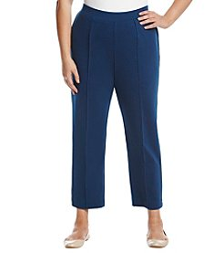 Alfred Dunner® Plus Size Ponte Pant