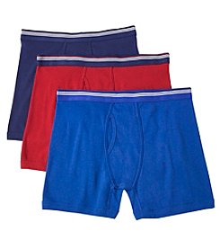 John Bartlett Statements 3-Pack Boxer Briefs