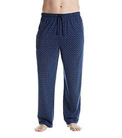 John Bartlett Statements Printed Knit Pants