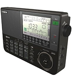 Sangean Professional Multiband AM/FM/SW Receiver