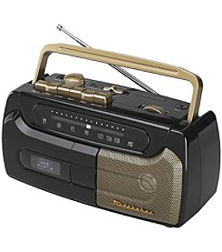 Studebaker Portable Cassette Player & Recorder with FM Radio