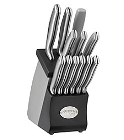Hampton Forge® Kobe 13-Piece Cutlery Block Set