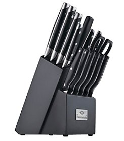 Hampton Signature® Claridge 15-Piece Cutlery Block Set