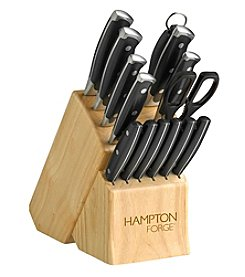 Hampton Signature® Madrid 15-Piece Cutlery Block Set