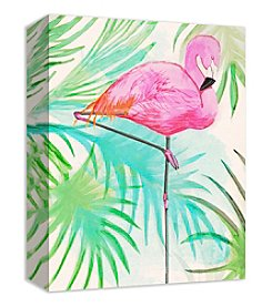 PTM Images Pink Flamingo Wall Art