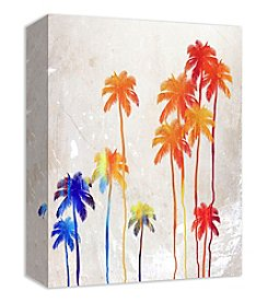 PTM Images Lonely Palms Wall Art