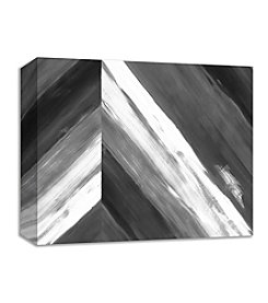 PTM Images Arrow Black Wall Art