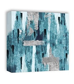 PTM Images Winter Aqua Wall Art
