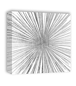 PTM Images Silver Strands Wall Art