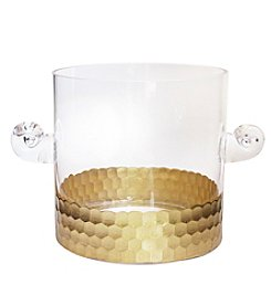 Fitz and Floyd® Daphne Gold Ice Bucket