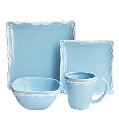 American Atelier Bianca Wave 16-pc. Dinnerware Set
