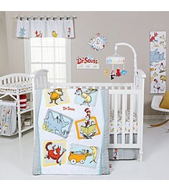 Dr. Seuss by Trend Lab Friends 5 Piece Crib Bedding Set