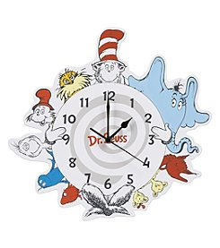 Dr. Seuss by Trend Lab Friends Wall Clock