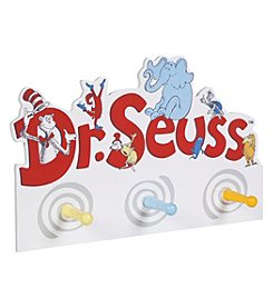 Dr. Seuss by Trend Lab Friends Peg Hook