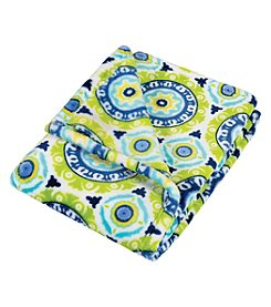 Waverly Baby by Trend Lab Solar Flair Plush Baby Blanket