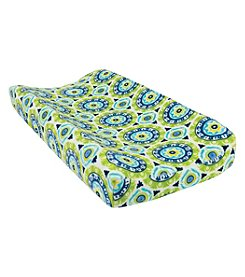 Waverly Baby by Trend Lab Solar Flair Plush Changing Pad Cover