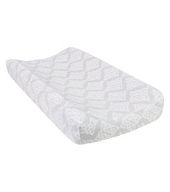Trend Lab Celtic Knot Plush Changing Pad Cover