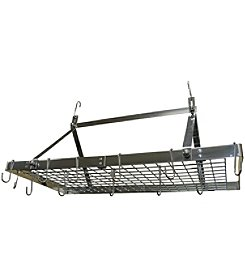 Range Kleen Stainless Steel Rectangle Pot Rack