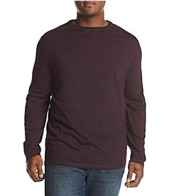 John Bartlett Consensus Men's Big & Tall Long Sleeve Siro Crew