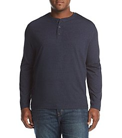 John Bartlett Consensus Men's Big & Tall Siro Henley