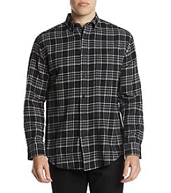 John Bartlett Consensus Men's Flannel Button Down