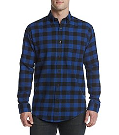 John Bartlett Consensus Men's Flannel Button Down Shirt