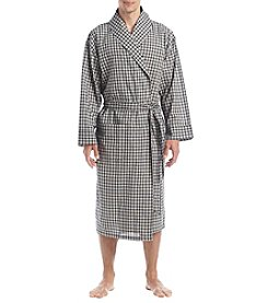 Hanes Men's Big & Tall Lightweight Shawl Robe