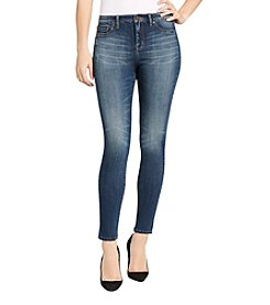 William Rast® Sculpted High Rise Ankle Skinny Jeans