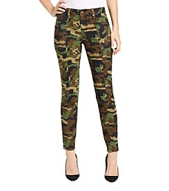 William Rast® Camo Utility Pants