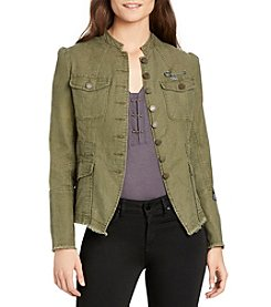 William Rast® Bragg Military Jacket