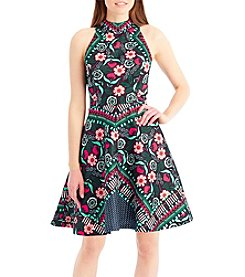 Nicole Miller New York™ Patterned Dress