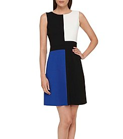 Tommy Hilfiger® Scuba Crepe Dress