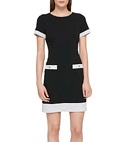 Tommy Hilfiger® Pocket Shift Dress