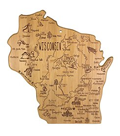Totally Bamboo® Wisconsin Destination Cutting Board