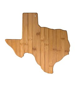 Totally Bamboo® Texas State Cutting Board
