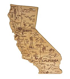 Totally Bamboo® California Destination Cutting Board