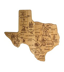 Totally Bamboo® Texas Destination Cutting Board