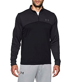 Under Armour® Men's Lightweight Fleece Quarter-Zip Pullover