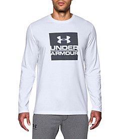 Under Armour® Men's Boxed In Long Sleeve Shirt
