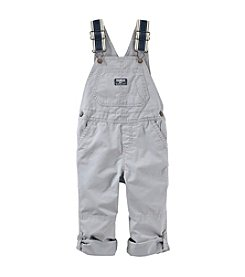 OshKosh B'Gosh® Baby Boys' Convertible Twill Overalls