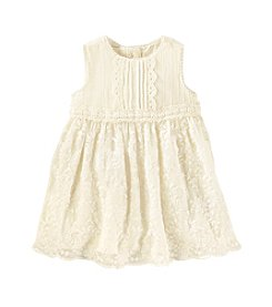 OshKosh B'Gosh® Baby Girls' 2-Piece Lace Dress