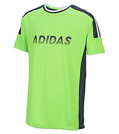 adidas® Boys' 8-20 Short Sleeve Undefeated Climate Tee
