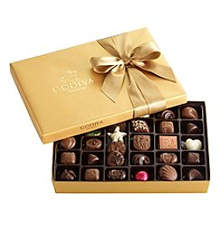 Godiva® Assorted Chocolate 36-Piece Gold Gift Box