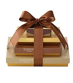 Godiva® 4-Tier Sweet Surprise Gift Tower