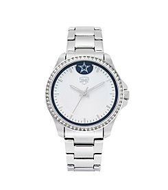 Jack Mason NFL® Dallas Cowboys Women's Glitz Sport Watch