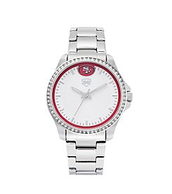 Jack Mason NFL® San Francisco 49ers Women's Glitz Sport Watch