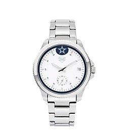 Jack Mason NFL® Dallas Cowboys Women's Silver Sport Watch