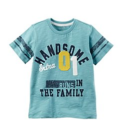 Carter's® Boys' 2T-8 Handsome Tee